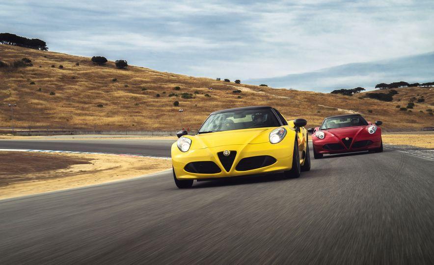 2015 Alfa Romeo 4C spiders - Slide 13