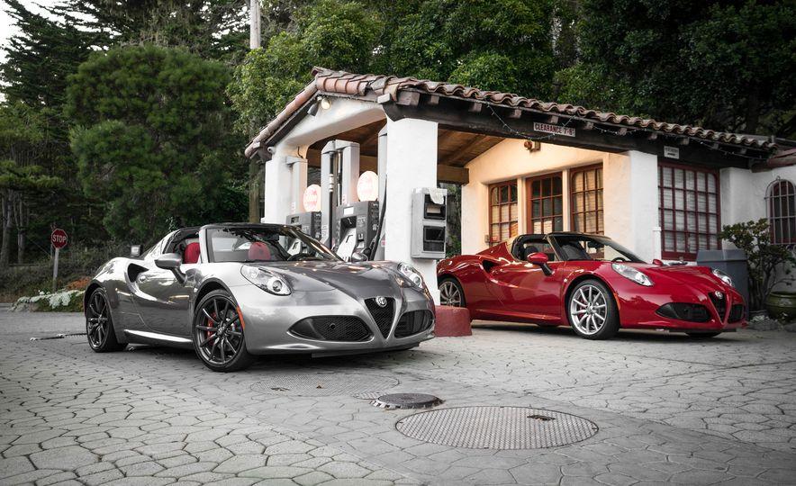 2015 Alfa Romeo 4C spiders - Slide 31