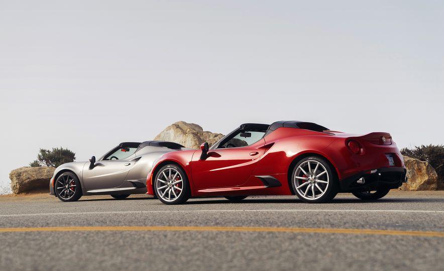 2015 Alfa Romeo 4C spiders - Slide 32