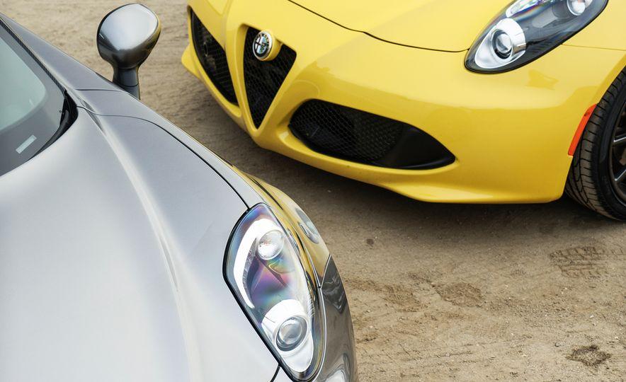 2015 Alfa Romeo 4C spiders - Slide 36
