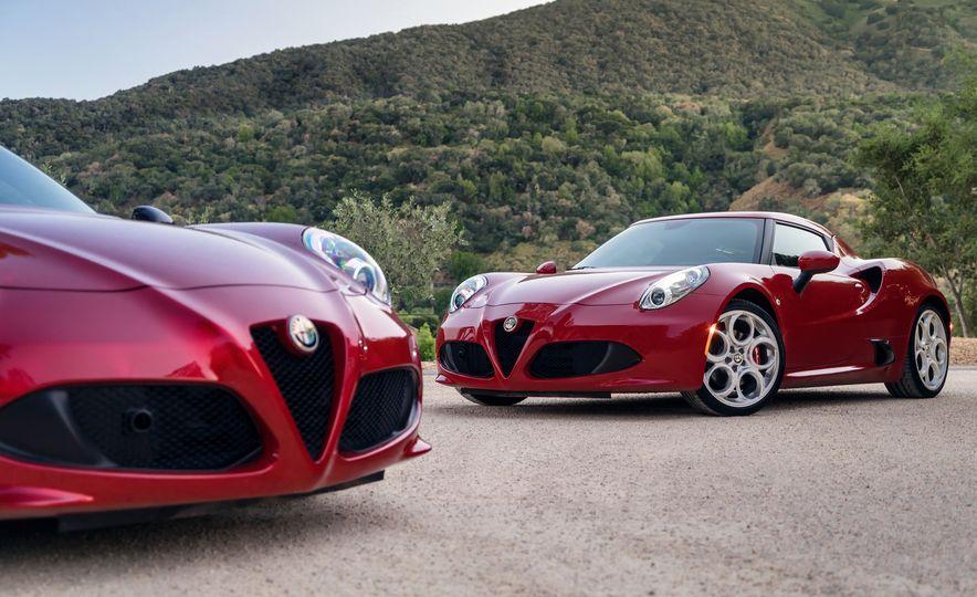 2015 Alfa Romeo 4C spiders - Slide 40