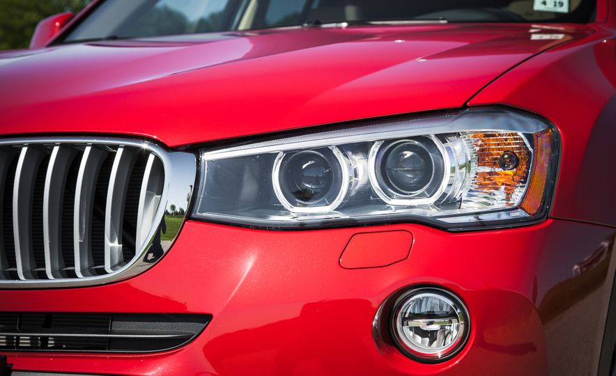 2015 BMW X3 xDrive35i - Slide 15