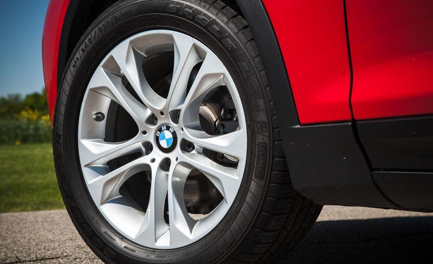 2015 BMW X3 xDrive35i - Slide 16