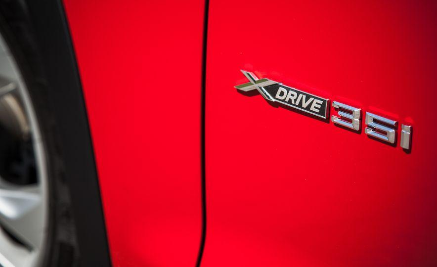 2015 BMW X3 xDrive35i - Slide 17