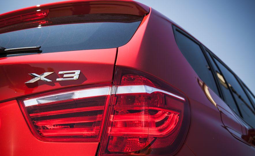 2015 BMW X3 xDrive35i - Slide 19