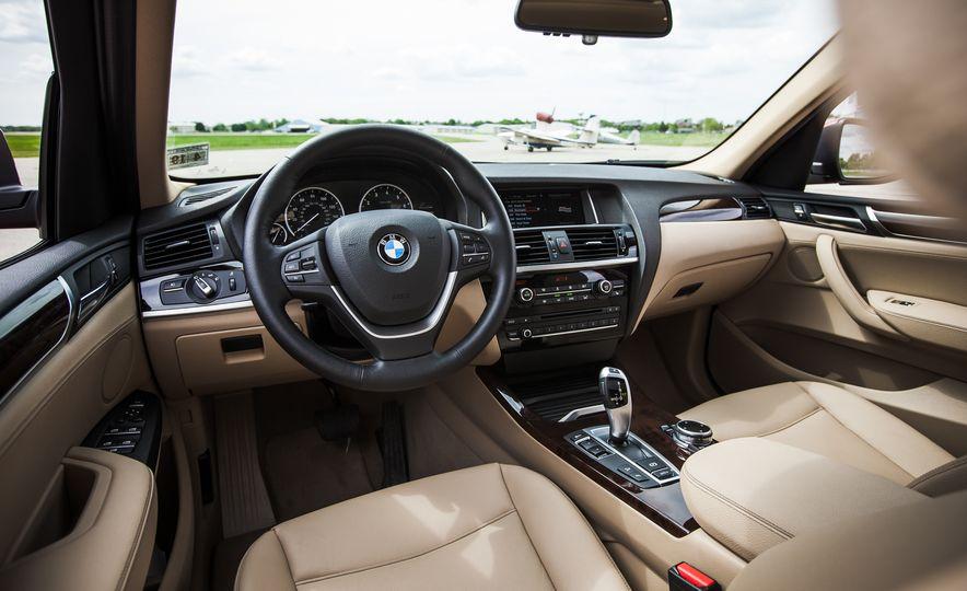 2015 BMW X3 xDrive35i - Slide 20