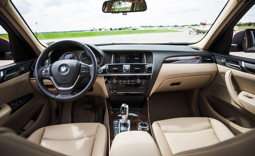 2015 BMW X3 xDrive35i - Slide 21