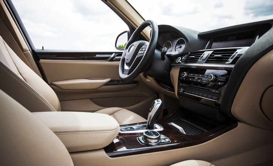 2015 BMW X3 xDrive35i - Slide 22