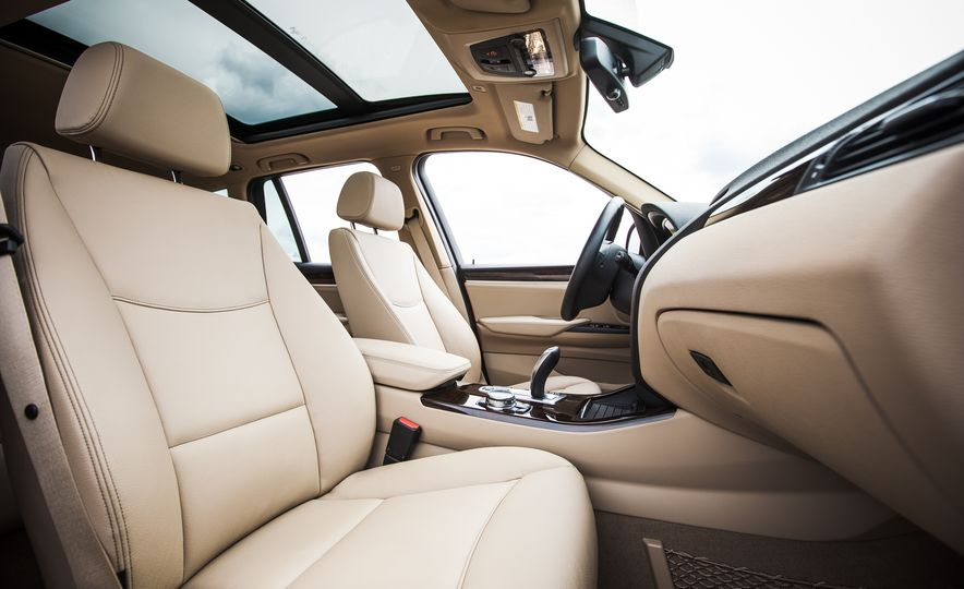 2015 BMW X3 xDrive35i - Slide 23