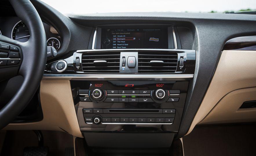 2015 BMW X3 xDrive35i - Slide 27