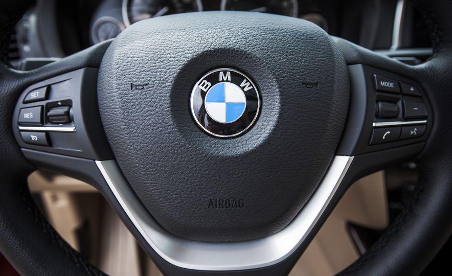 2015 BMW X3 xDrive35i - Slide 29