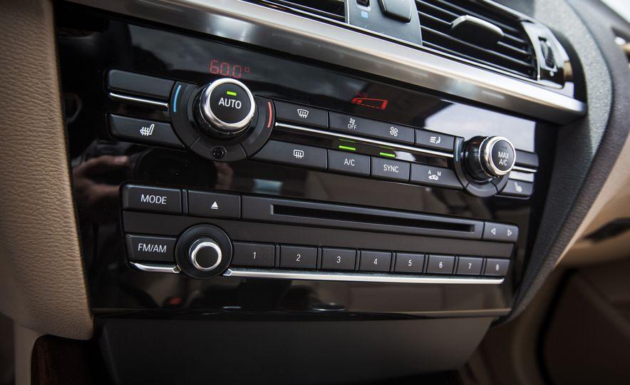 2015 BMW X3 xDrive35i - Slide 31