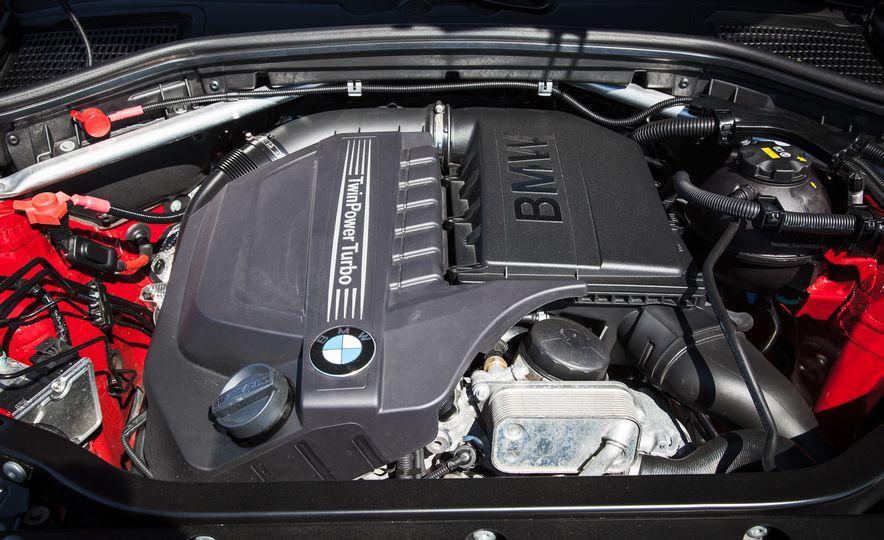 2015 BMW X3 xDrive35i - Slide 33