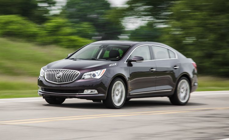 2015 Buick LaCrosse – Quick-Take Review