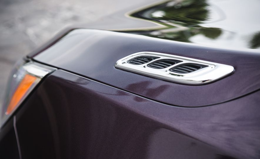 2015 Buick LaCrosse Premium 2 - Instrumented Test - Slide 16