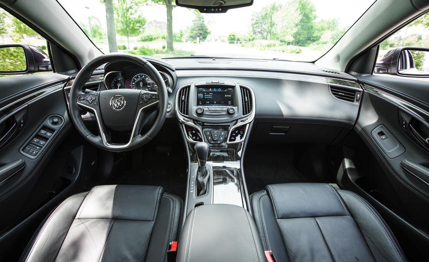 2015 Buick LaCrosse Premium 2 - Instrumented Test - Slide 21