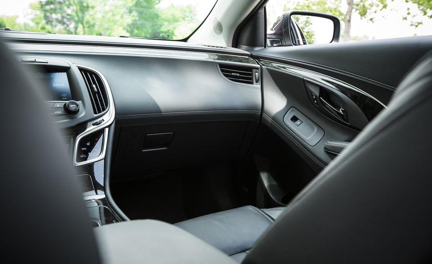 2015 Buick LaCrosse Premium 2 - Instrumented Test - Slide 27
