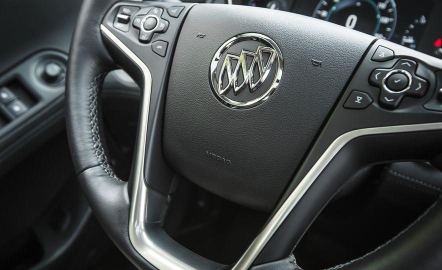2015 Buick LaCrosse Premium 2 - Instrumented Test - Slide 29