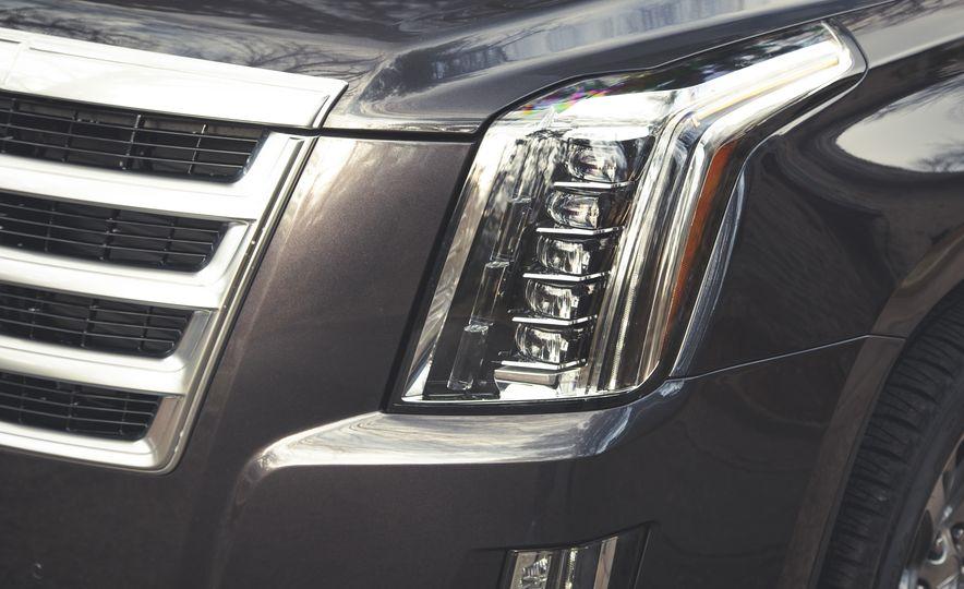 2016 Cadillac ATS-V sedan - Slide 59