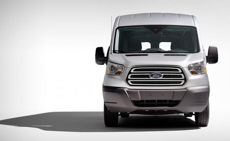 Van On: Ford Transit, Transit Connect Given a Vanload of Upgrades for 2016