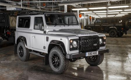 Defender Splendor: Land Rover Creates One-Off to Celebrate 2 Millionth Defender
