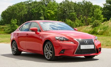 Turbo Time: Lexus IS200t to Replace IS250