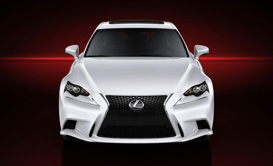 2016 Lexus IS200t F Sport - Slide 21