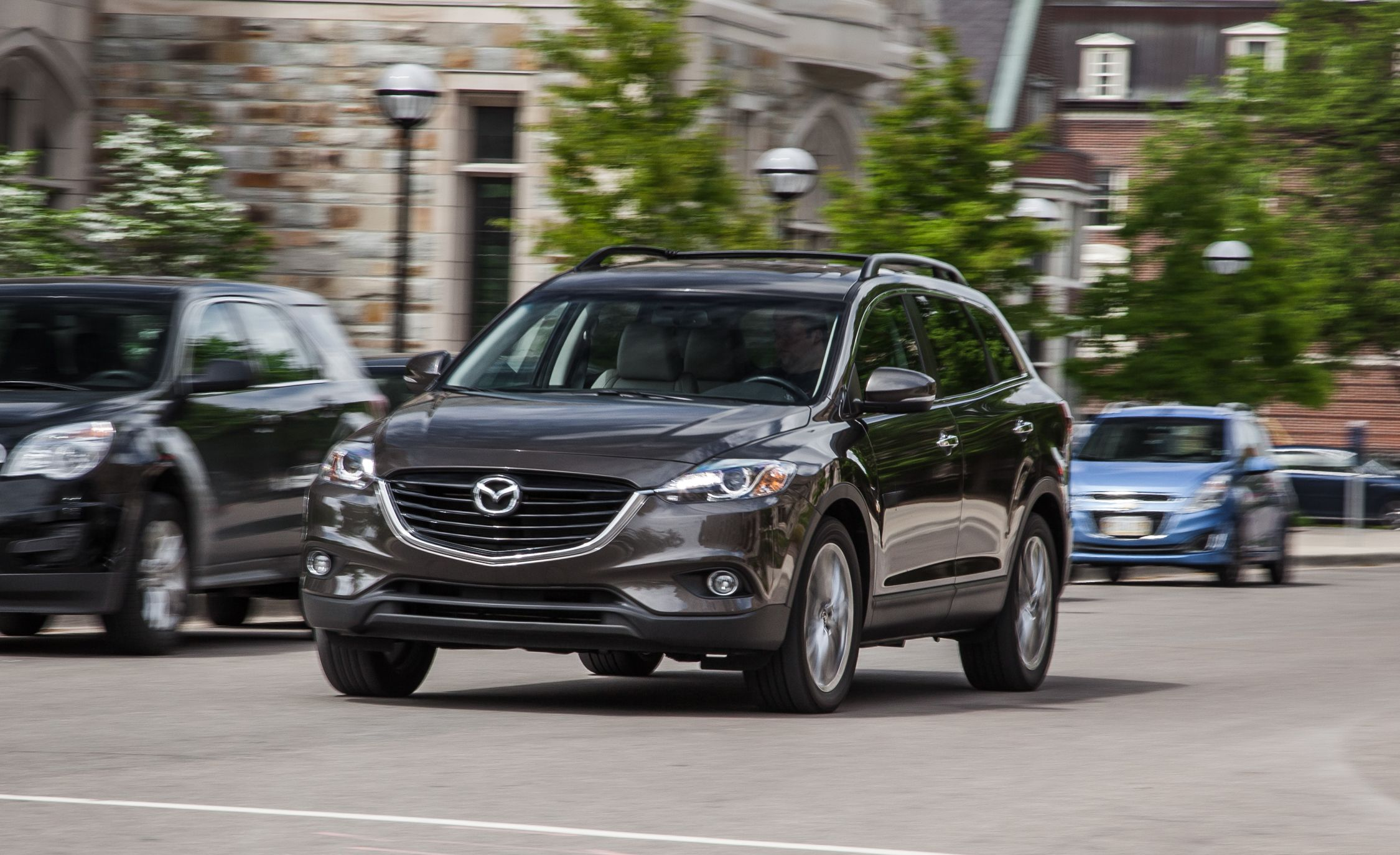 2015 Mazda CX9  Review  Car and Driver
