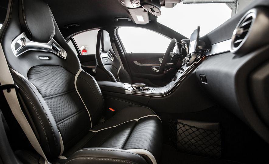 2015 Mercedes-AMG C63 S-Model - Slide 26