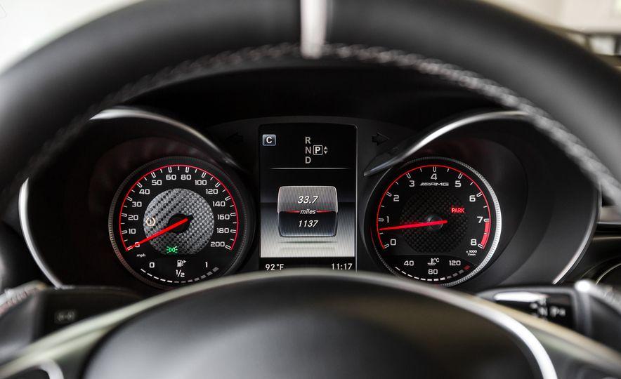 2015 Mercedes-AMG C63 S-Model - Slide 35