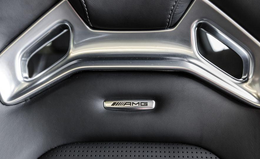 2015 Mercedes-AMG C63 S-Model - Slide 37