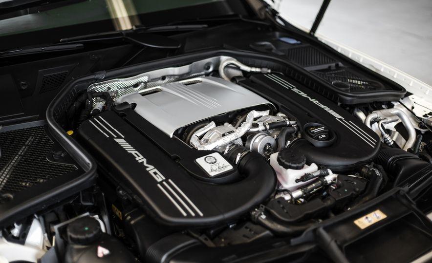 2015 Mercedes-AMG C63 S-Model - Slide 46