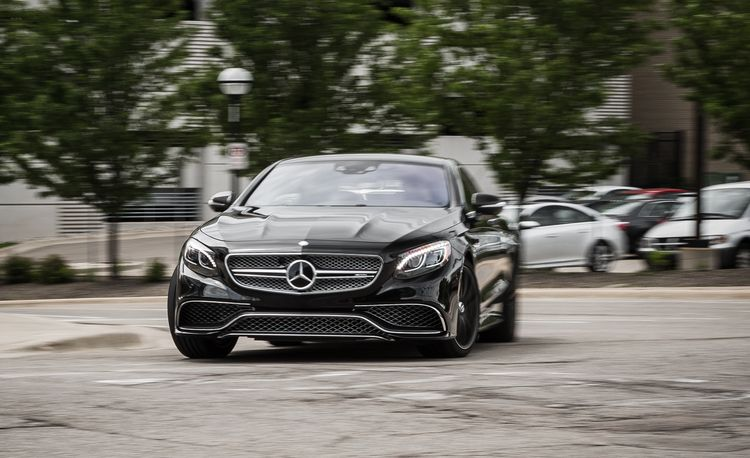 2015 Mercedes-Benz S65 AMG Coupe – Instrumented Test