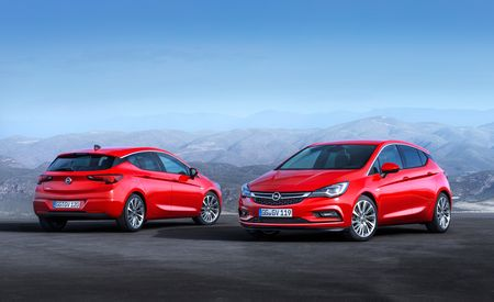 Opel Unveils New Astra Compact—Here's What It Means for Buick