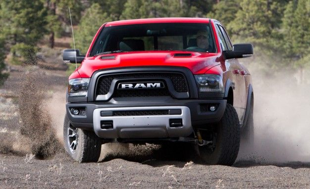 2015 Ram 1500 Rebel Pictures | Photo Gallery