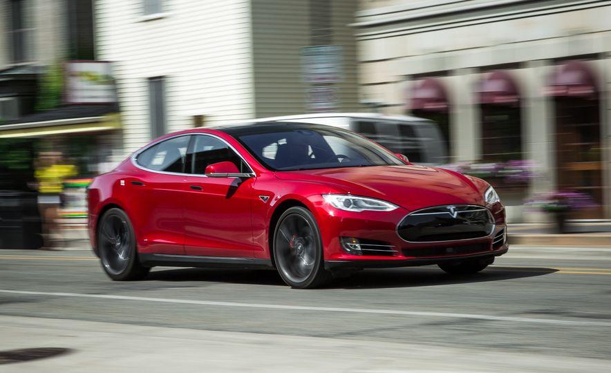 2015 Tesla Model S P85D - Slide 59