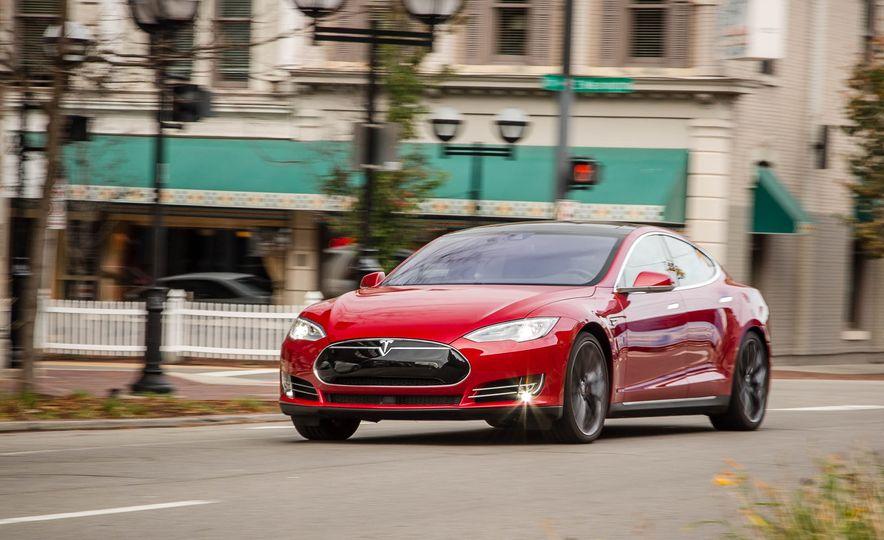 2015 Tesla Model S P85D - Slide 53