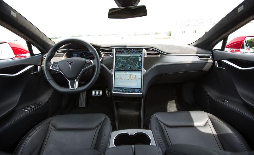2015 Tesla Model S P85D - Slide 75