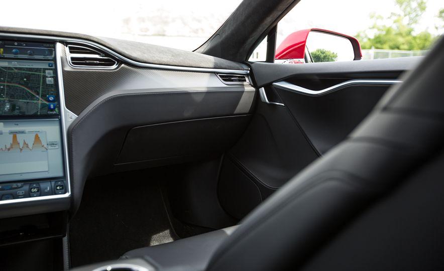 2015 Tesla Model S P85D - Slide 80