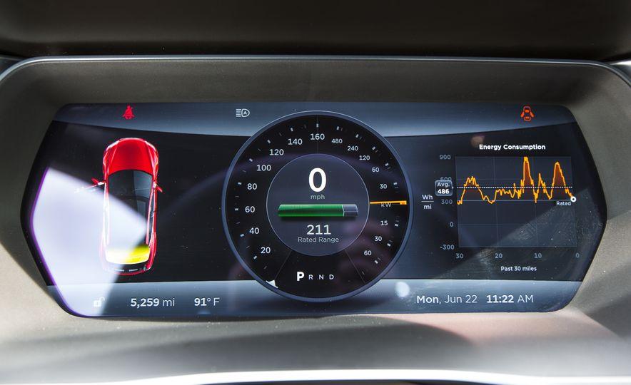 2015 Tesla Model S P85D - Slide 82