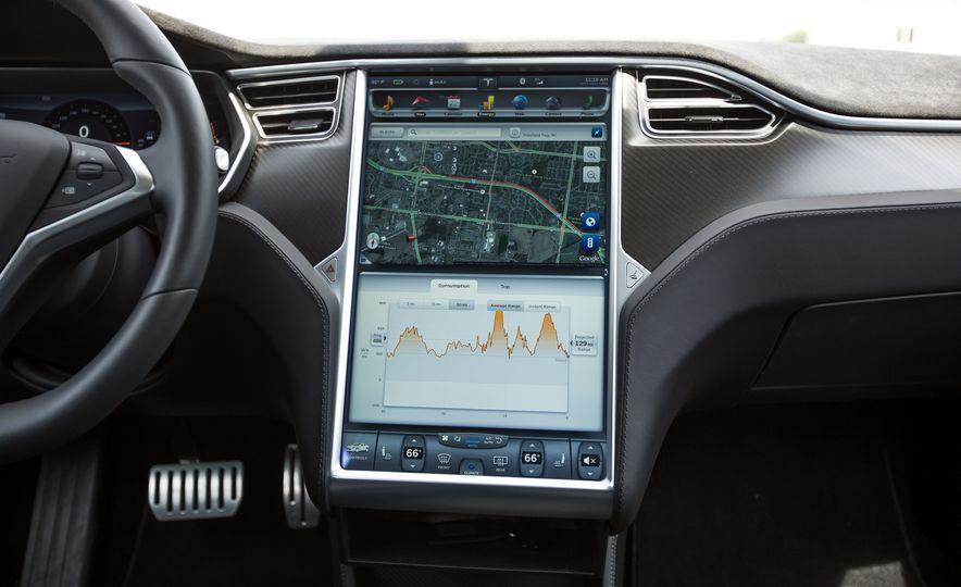 2015 Tesla Model S P85D - Slide 83