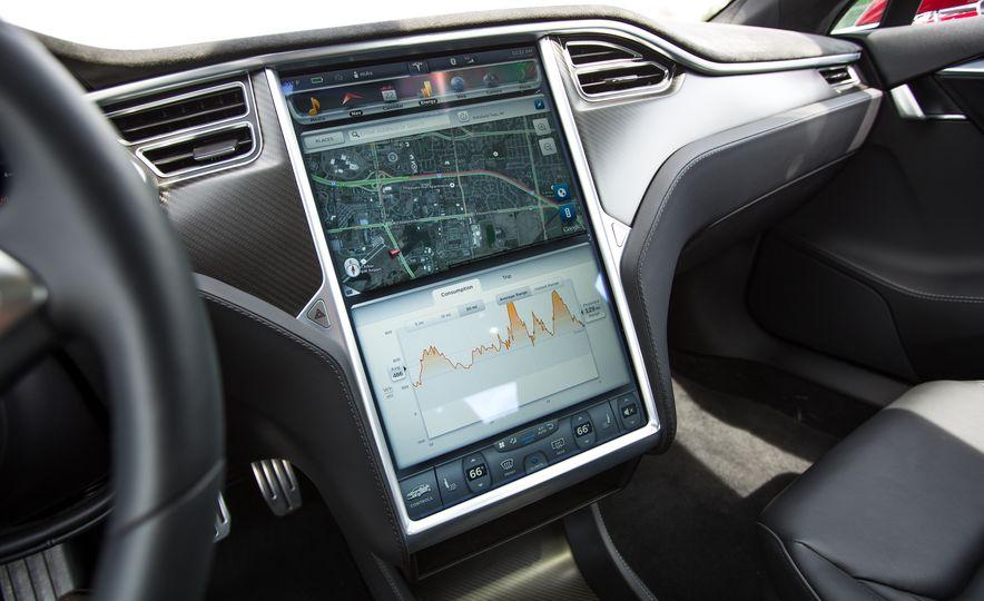 2015 Tesla Model S P85D - Slide 84