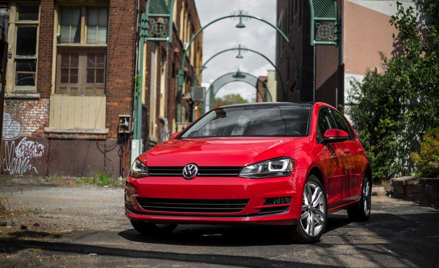 2015 Volkswagen Golf 1.8T TSI - Slide 73