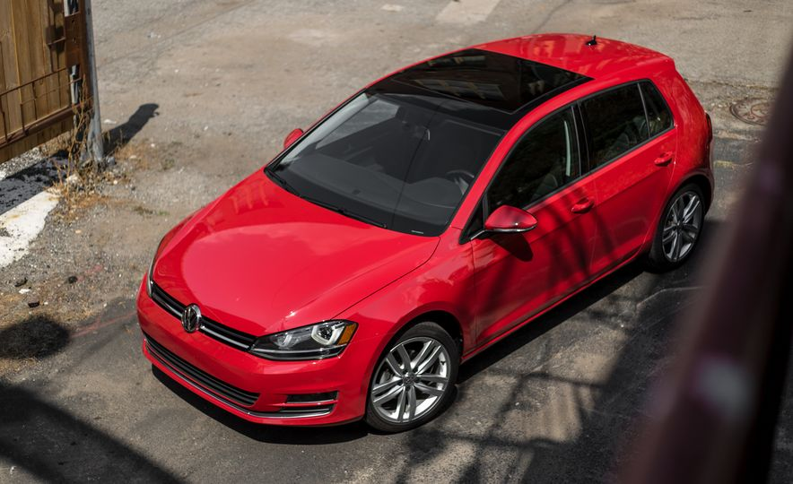 2015 Volkswagen Golf 1.8T TSI - Slide 74