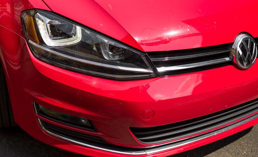 2015 Volkswagen Golf 1.8T TSI - Slide 76