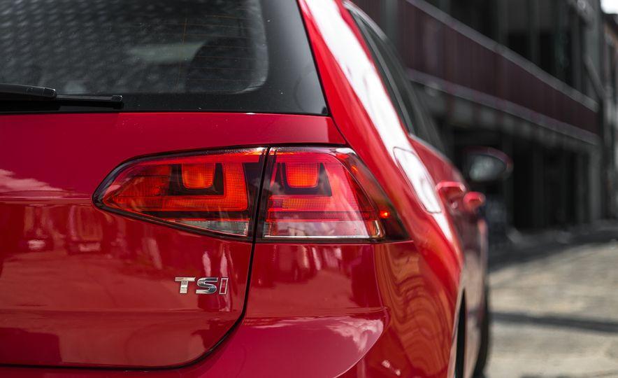 2015 Volkswagen Golf 1.8T TSI - Slide 79