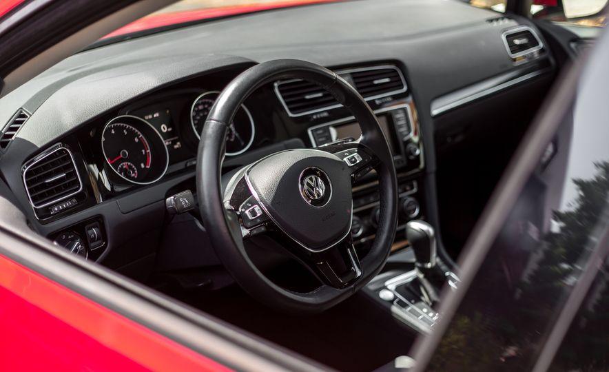 2015 Volkswagen Golf 1.8T TSI - Slide 81