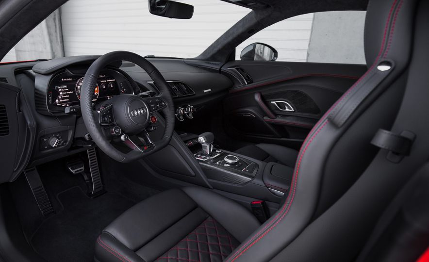2017 Audi R8 Plus - Slide 50