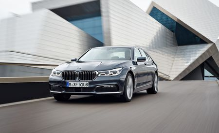 2016 BMW 7-series Revealed: Ultra-Plush and Gadget-Stuffed – Official Photos and Info