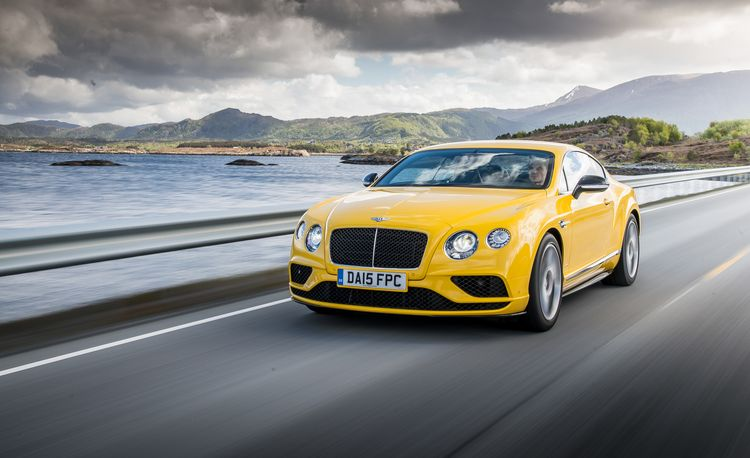 2016 Bentley Continental GT Speed / GT V8 S coupe – First Drive Review